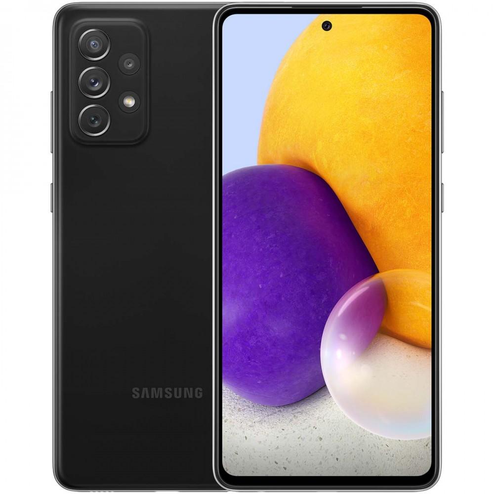 Смартфон Samsung Galaxy A72 128GB Awesome Black